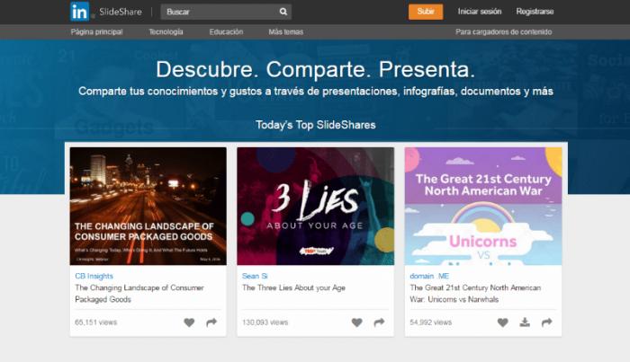 Transformer vos vidéos en présentations SlideShare