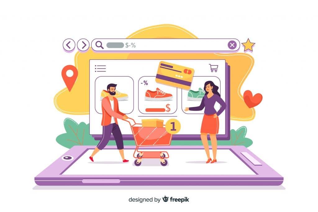 Utiliser pleinement les fonctions « Shopping » des réseaux sociaux
