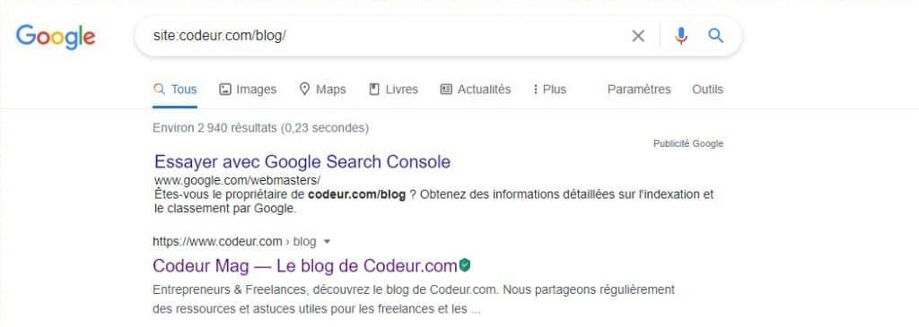 sitecodeur.comblog - Recherche Google