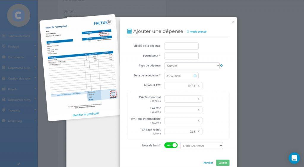 Axonaut logiciel de gestion RH