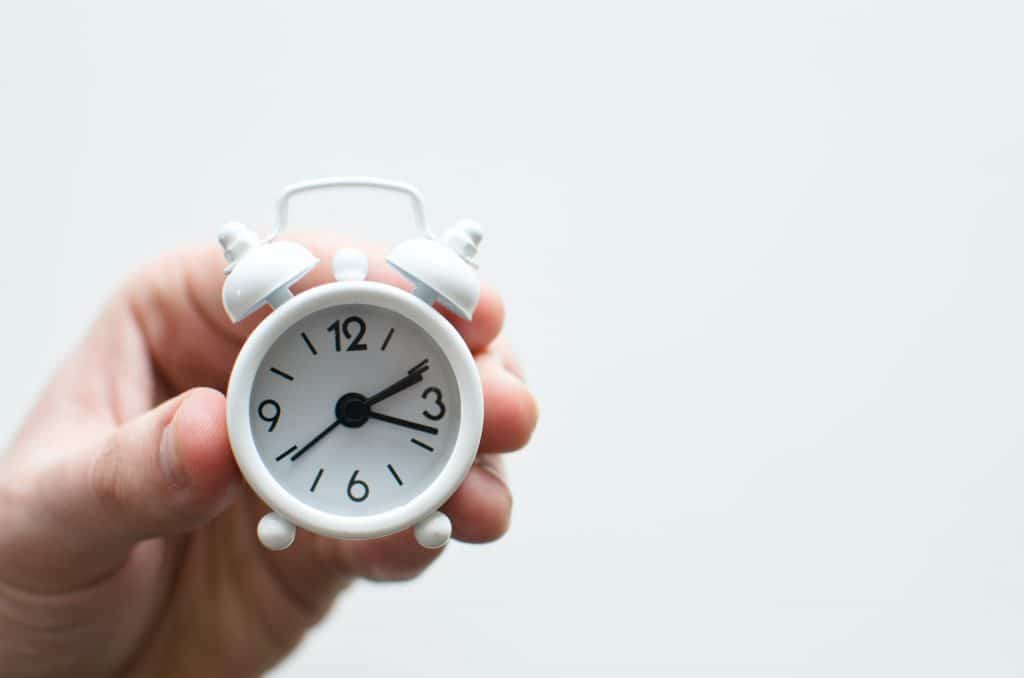 Déterminez le temps nécessaire pour toutes les tâches.