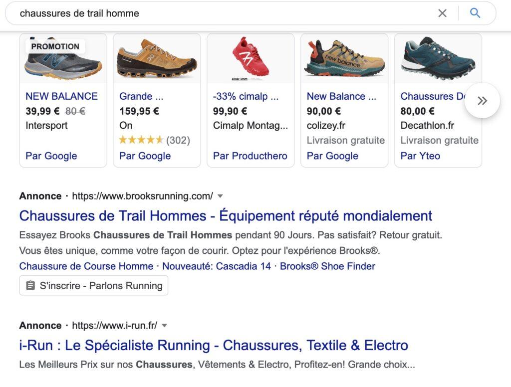 sea e-commerce