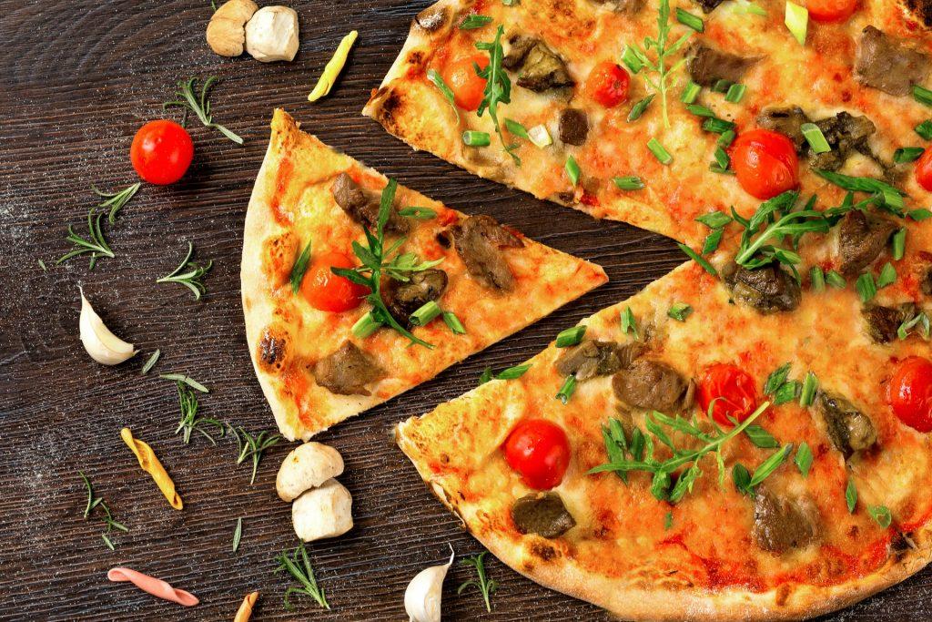 Comment fonctionne la méthode du chemin critique - Pizza