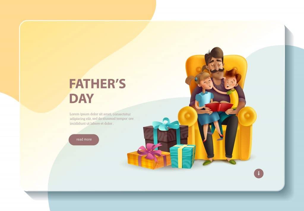 Proposer une pop-up spéciale Fête des Pères