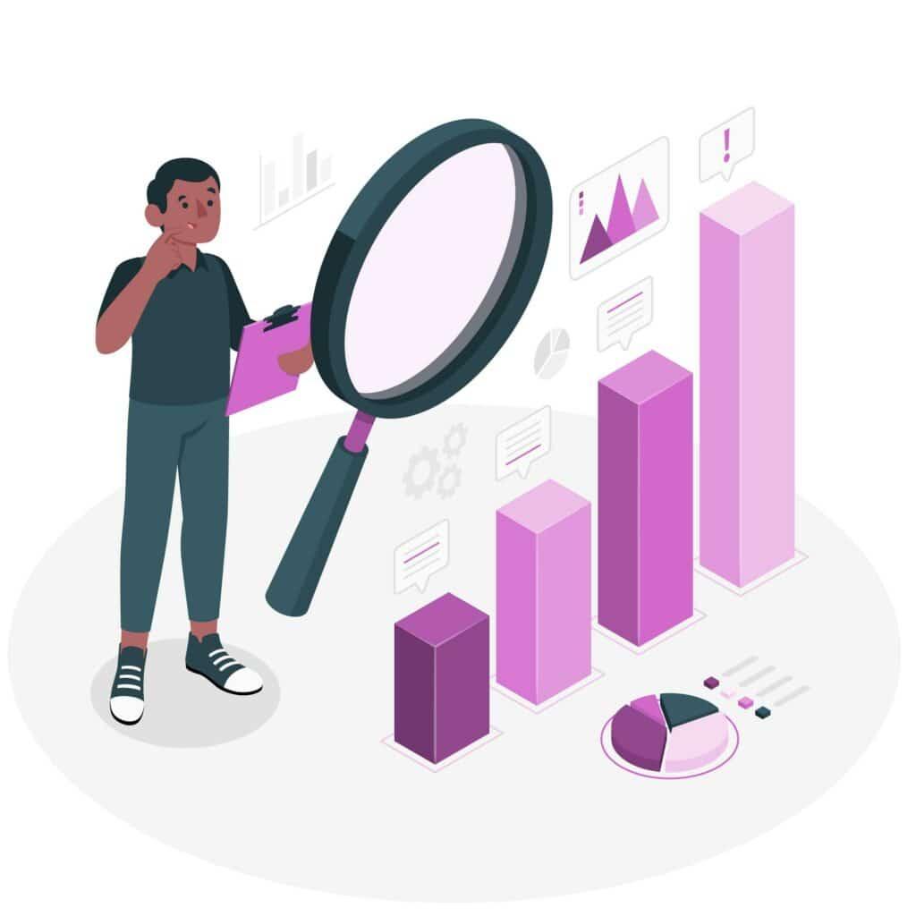 Analyser la concurrence et les tendances
