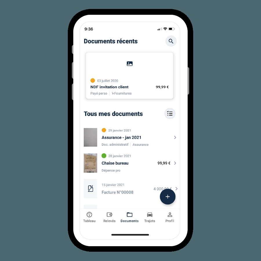 Fizen, application de gestion et comptabilité