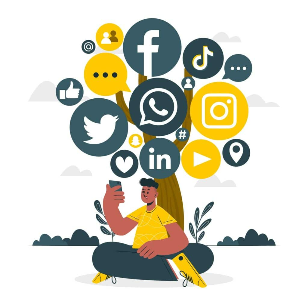 Identifiez les canaux de réseaux sociaux les plus performants