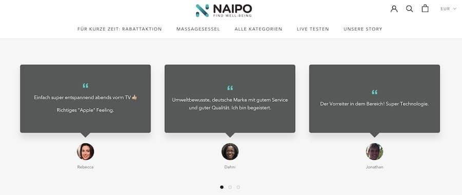 Opinew, plugin Shopify pour collecter et afficher les avis clients