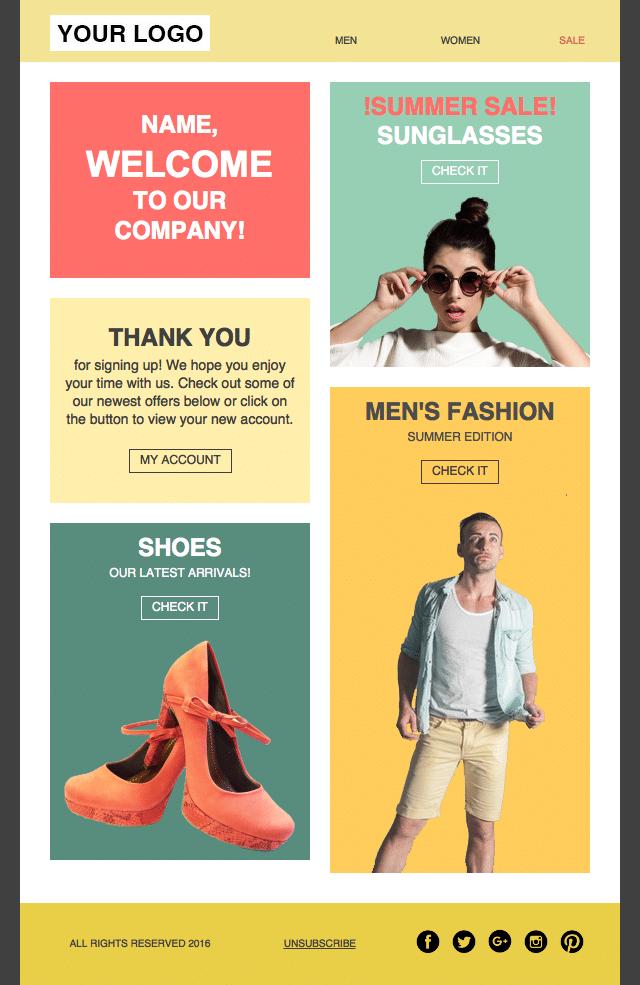 Les emails en HTML pour un emailing attrayant