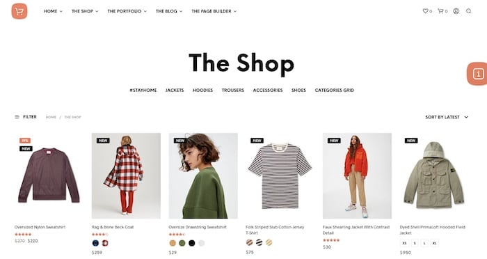 créer un e-commerce avec WordPress
