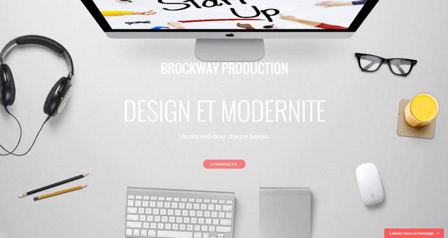 Référence BrockwayProduction 4