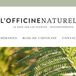 Logo L'officine Naturelle